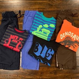 Other - Toddler Boy Size 2T Mix and Match Outfits